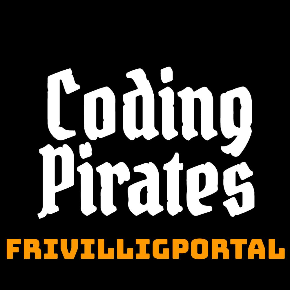 Frivilligportalen │ Coding Pirates Denmark